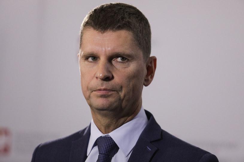 Dariusz Piontkowski /Andrzej Hulimka  /Agencja FORUM