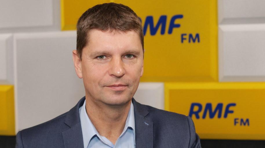 Dariusz Piontkowski /Jakub Rutka /RMF FM
