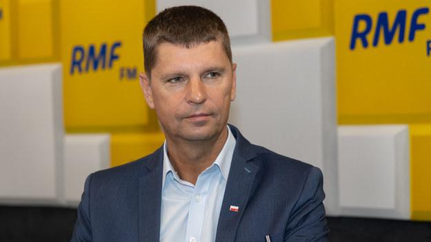 Dariusz Piontkowski /Michał Dukaczewski /RMF FM