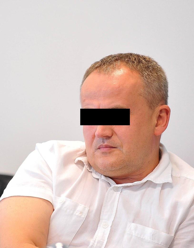 Dariusz S., były prezes Ruchu /Rafał Rusek /Newspix