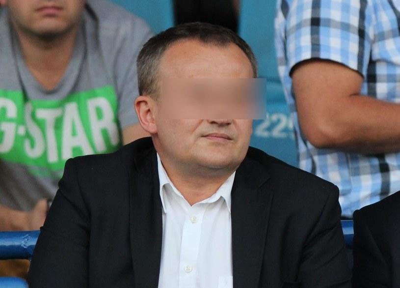 Dariusz S. jest podejrzany o wręczenie łapówki /Fot. Michał Chwieduk/REPORTER /East News