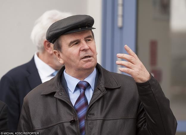 Dariusz Sapiński, prezes Mlekovity. Fot. Michał Kosc AGENCJA WSCHÓD /Reporter