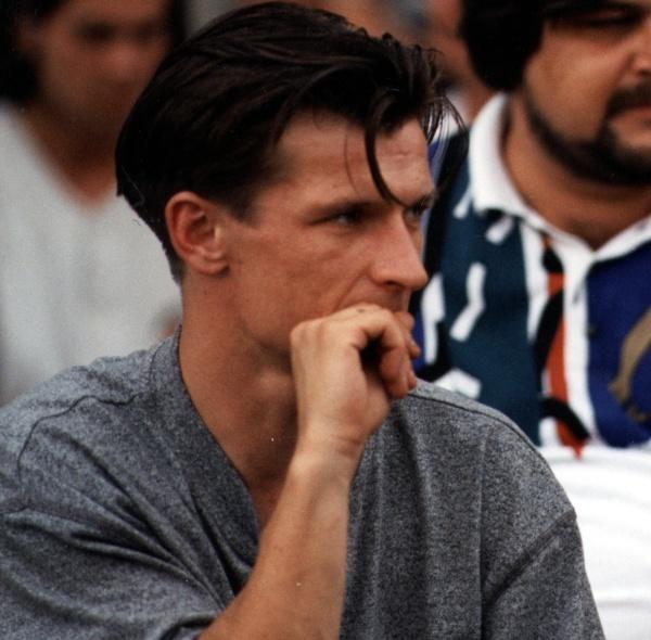 Dariusz Śledź mecze z Atlasem będzie oglądał z trybun, fot. Włodzimierz Sierakowski /Agencja Przegląd Sportowy