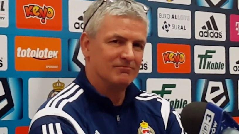 Dariusz Wdowczyk. /Michał Białoński /INTERIA.PL