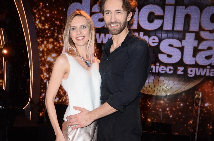 Dariusz Wieteska z żoną Urszulą /Jarosław Antoniak /MWMedia