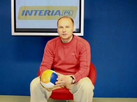 Dariusz Wołowski pod banderą INTERIA.PL /INTERIA.PL