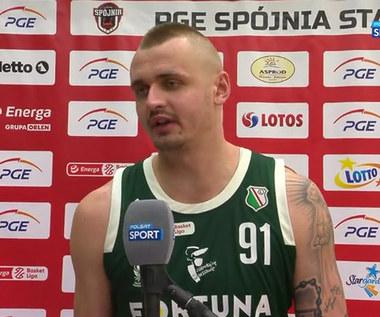 Dariusz Wyka: Za szybko uwierzyliśmy w zwycięstwo (POLSAT SPORT). Wideo