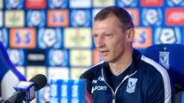 Dariusz Żuraw (Lech) przed meczem z Legią Warszawa. Wideo