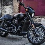 Dark Custom - legenda Harleya w mrocznej odsłonie