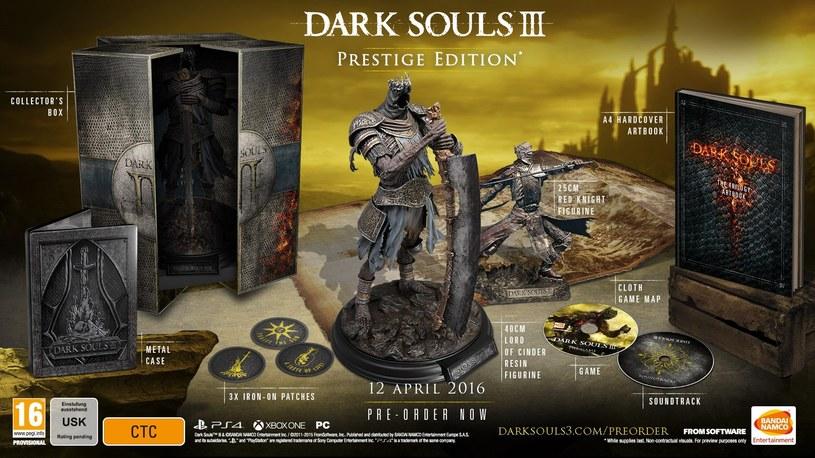 Dark Souls 3 /materiały prasowe
