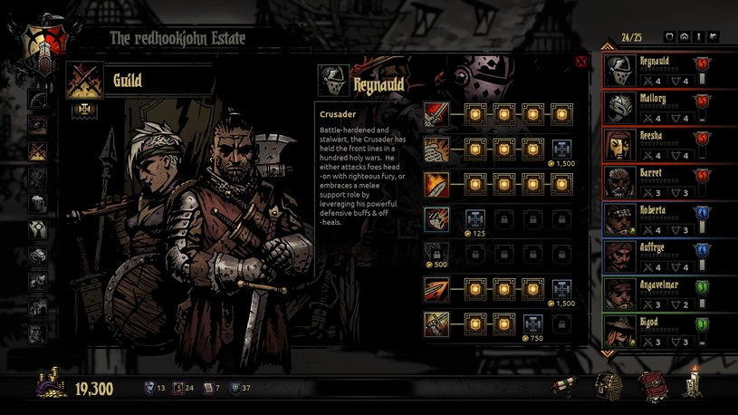Darkest Dungeon /materiały prasowe