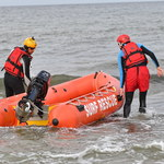 Darłówko: Ratownicy szukają zaginionych dzieci. Turyści chcieli pomóc