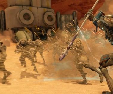 Darmowa strzelanka Warframe otrzyma nową otwartą lokację i bitwy kosmiczne