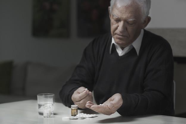 Darmowe leki dla seniorów? Ne dla wszystkich... /©123RF/PICSEL