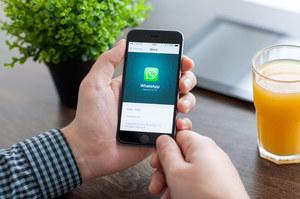 Darmowy internet od WhatsApp? Nie, to zwykłe oszustwo