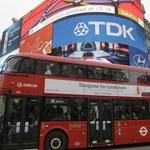 Darmowy internet w londyńskich autobusach