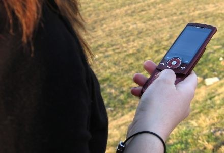 Darmowy telefon w każdej komórce? Do tego dąży UKE   fot. Sanja Gjenero /stock.xchng
