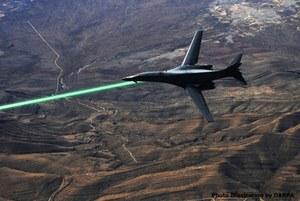 DARPA: Broń laserowa na wyposażeniu myśliwców już w 2014 roku