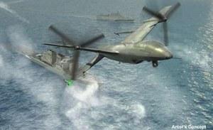DARPA chce morskich dronów dalekiego zasięgu