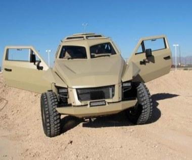 DARPA prezentuje nowy pojazd wojskowy