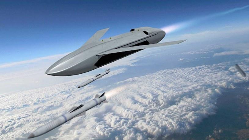 DARPA przygotowuje nowy system typu powietrze-powietrze /materiały prasowe