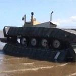 DARPA stworzyła pływający czołg