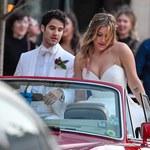 Darren Criss ożenił się. Tak aktor i jego żona prezentowali się w dniu ślubu