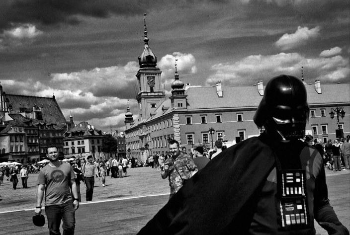 Darth Vader /Bogdan Frymorgen /RMF FM