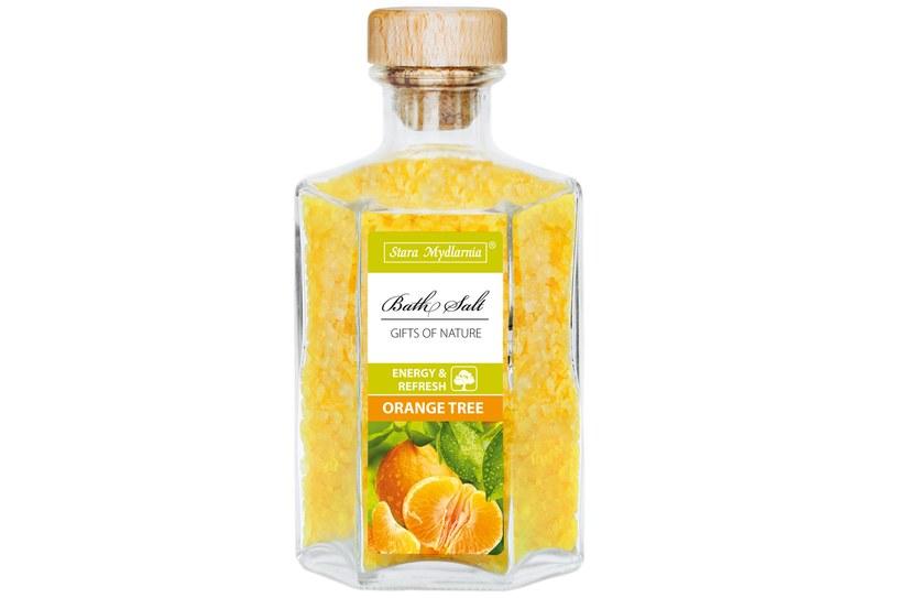 Dary natury Orange tree sól z Morza Martwego /materiały prasowe