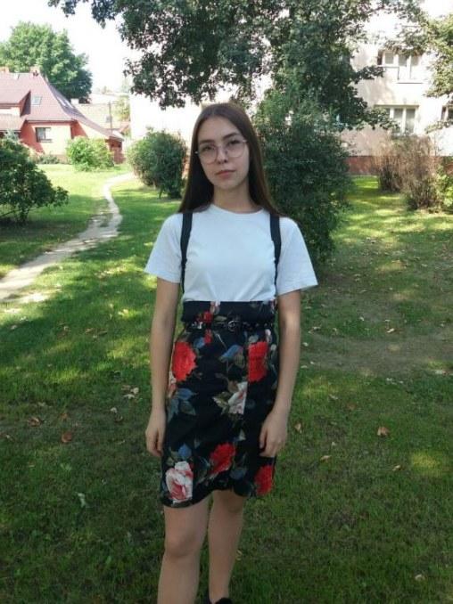Daryna Rokhmanova miała jechać na koncert do Czech /Policja