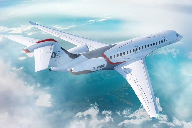 Dassault 10X /materiały prasowe