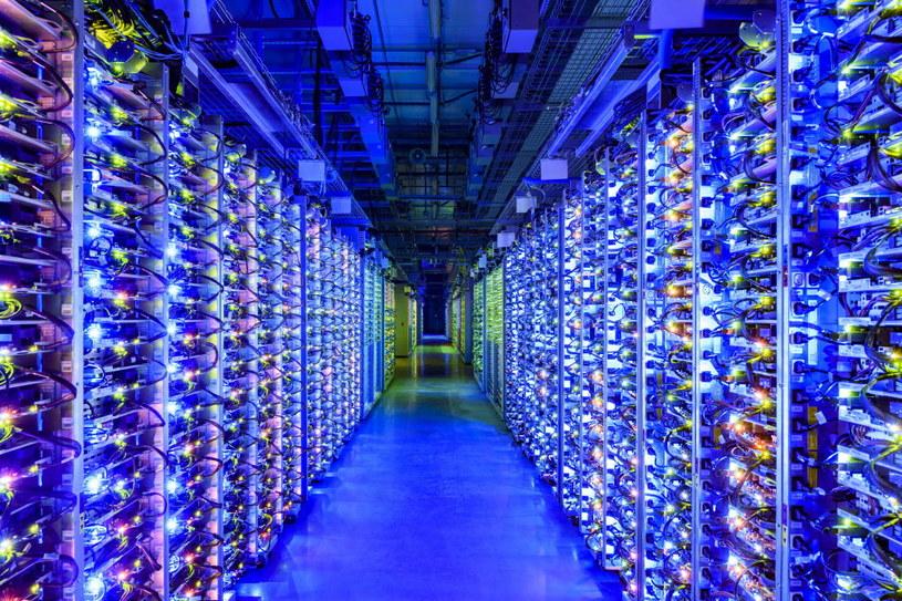 Data Centre wspierające granie w chmurze /INTERIA.PL