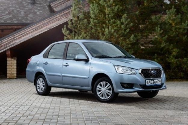 Datsun podbija rynek rosyjski /
