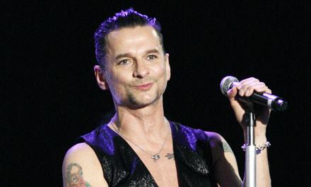Dave Gahan (Depeche Mode) fot. Kevin Winter /Getty Images/Flash Press Media