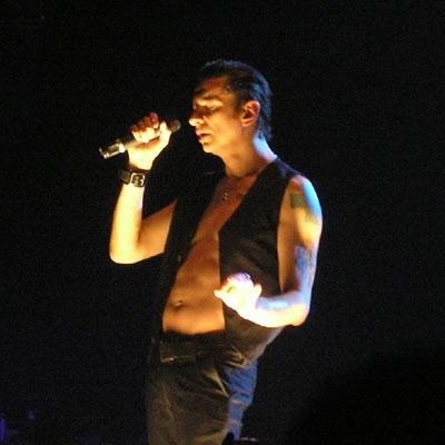 Dave Gahan (Depeche Mode) /INTERIA.PL