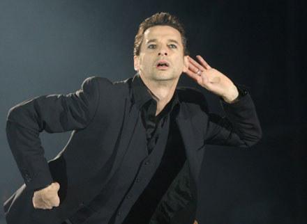 Dave Gahan (Depeche Mode) /arch. AFP