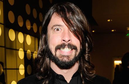 Dave Grohl (Foo Fighters) fot. K Mazur /Getty Images/Flash Press Media