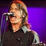 Dave Grohl (Foo Fighters): Szaleńcza młócka /AFP