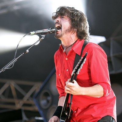 Dave Grohl /arch. AFP