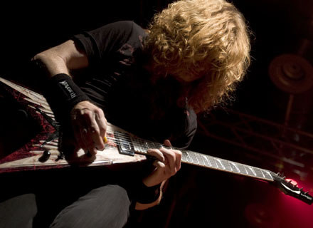 Dave Mustaine (Megadeth) - fot. Jakubaszek /Getty Images/Flash Press Media