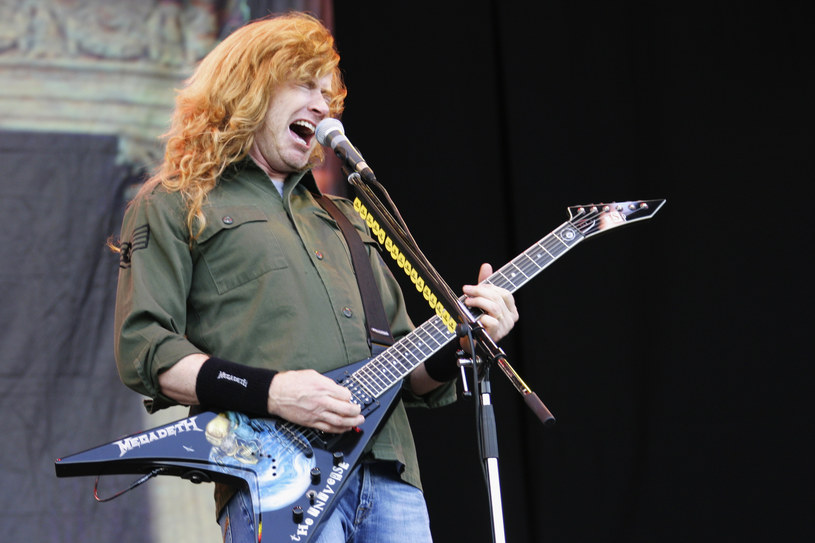 Dave Mustaine /Dave Etheridge-Barnes /Getty Images
