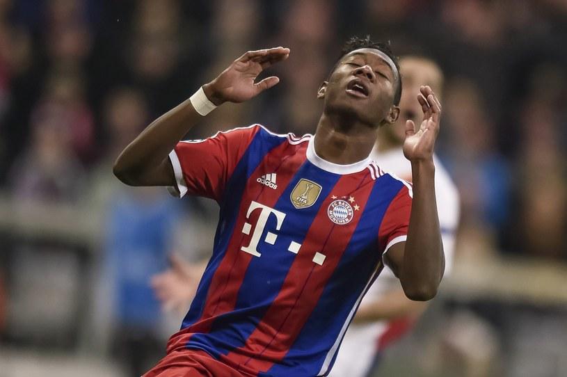 David Alaba, austriacki filar Bayernu /AFP