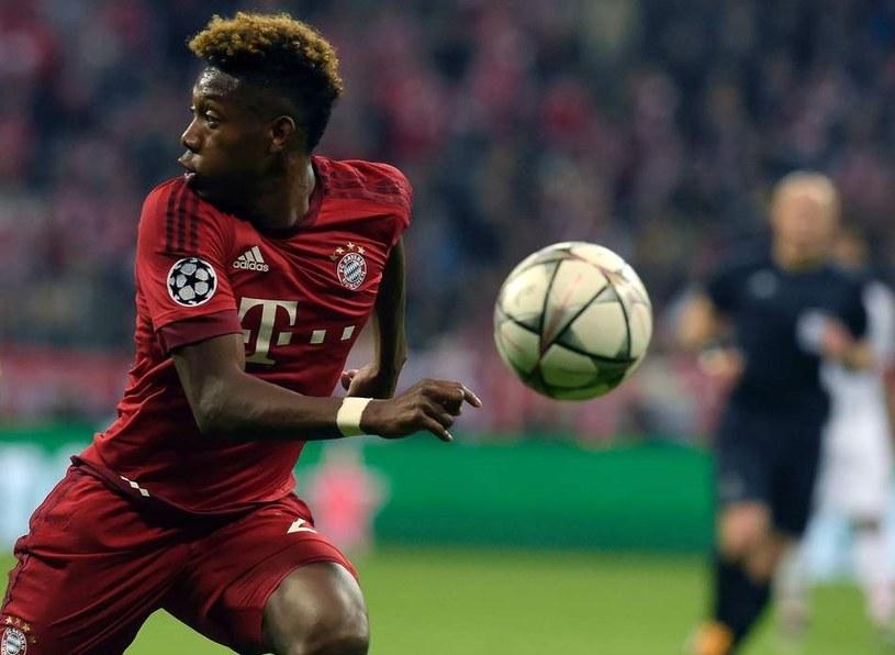 David Alaba (Bayern Monachium) /AFP