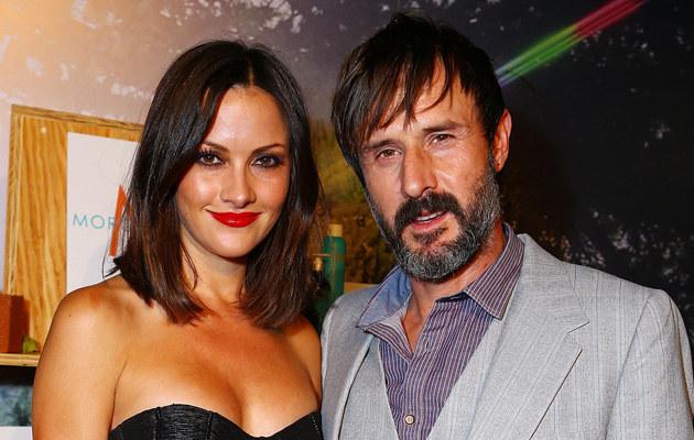 David Arquette i Christina McLarty zostali rodzicami! /Alexandra Wyman /Getty Images