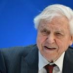 David Attenborough: Skończył nam się czas. Zmiany klimatyczne to poważny problem