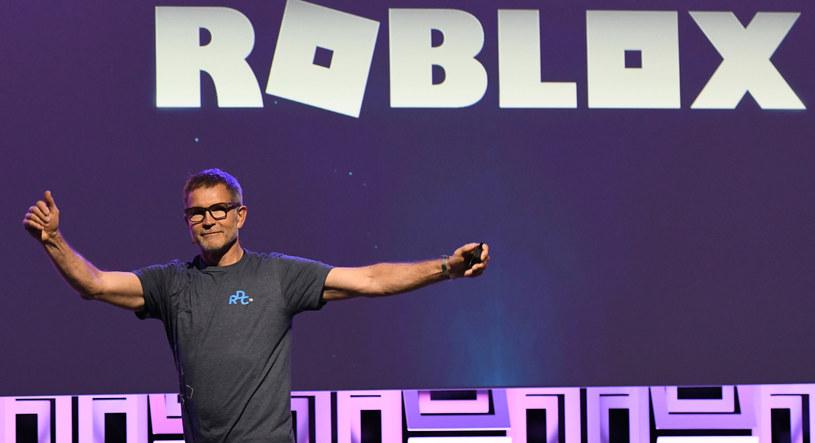 David Baszucki - CEO Roblox /AFP
