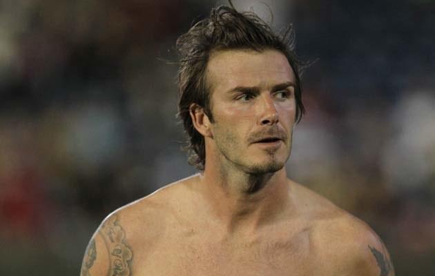 David Beckham  /Splashnews