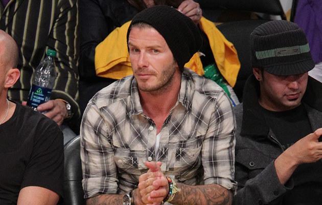 David Beckham, fot. Noel Vasquez  /Getty Images/Flash Press Media
