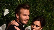 David Beckham na ratunek Victorii