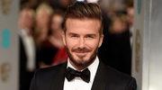David Beckham na straży długich włosów swojej córki